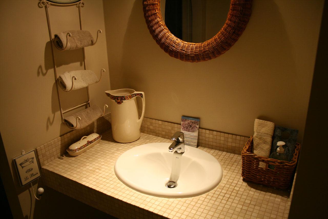 Fa ence murale de salle de bains paveca paveca - Faiences salle de bains ...